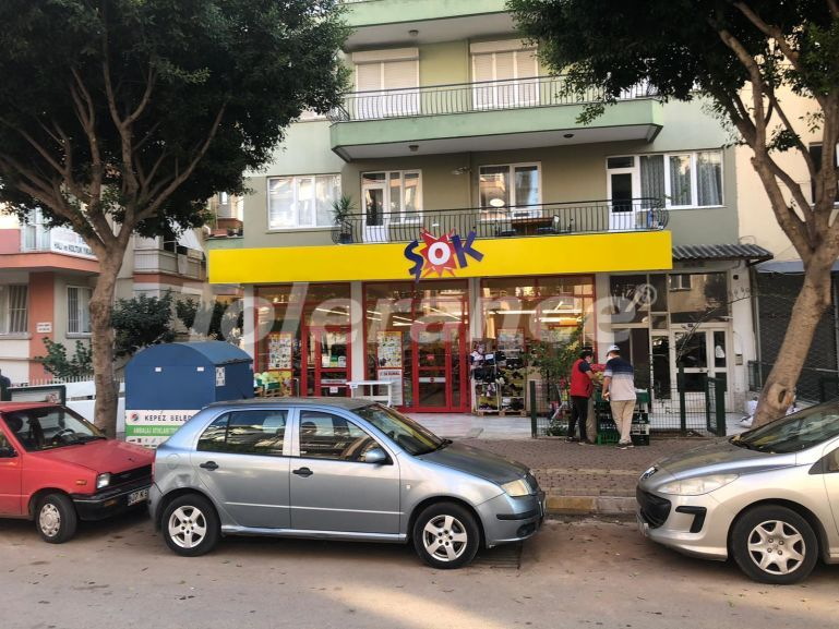 Commercial premise in Kepez, Antalya with tenant - 30834 | Tolerance Homes