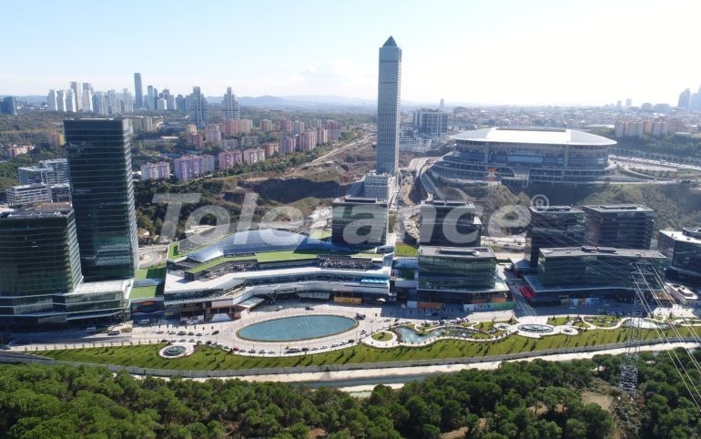 Spacious apartments in Istanbul in complex with a rich infrastructure near the Belgrade Forest - 23049   Tolerance Homes