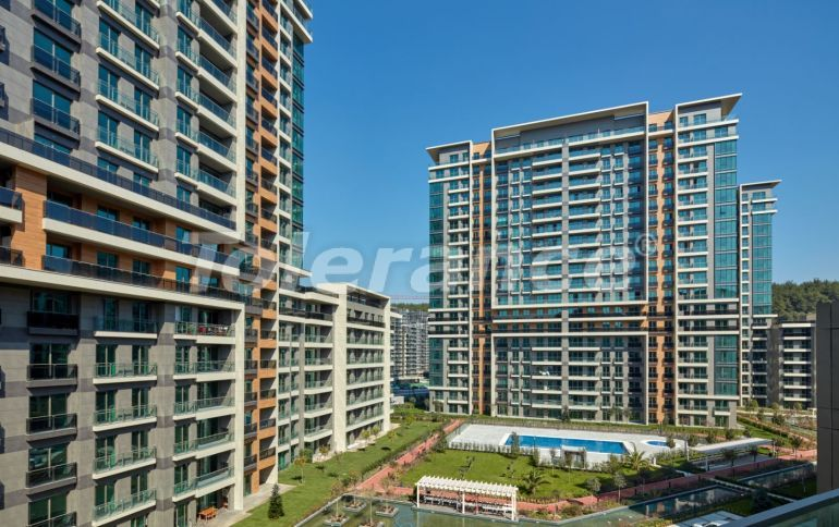 Spacious apartments in Istanbul in complex with a rich infrastructure near the Belgrade Forest - 23040 | Tolerance Homes