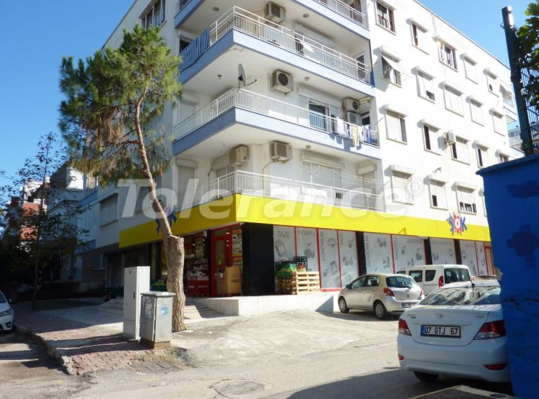 Commercial premise in the center of Antalya with  tenant - 22936 | Tolerance Homes