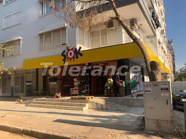 Commercial premise in the center of Antalya with  tenant - 30839 | Tolerance Homes