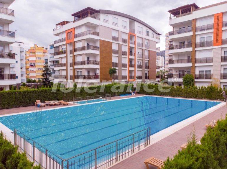 Spacious resale three-bedroom apartment in Liman, Konyaalti in a modern complex - 23031 | Tolerance Homes