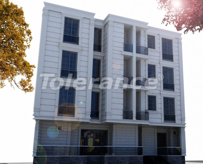 Two-storey office area in the center of Antalya with installments - 23036 | Tolerance Homes