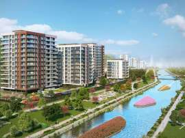 Modern apartments in Istanbul with 5 years rental guarantee from the best developer