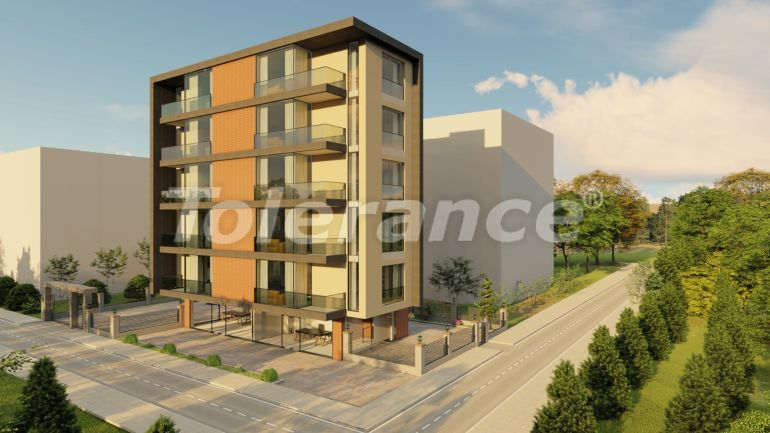 Ultra-modern apartments in Konyaalti with the possibility of installments only 650 meters from the sea - 23273 | Tolerance Homes