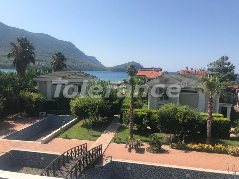 Luxury furnished beachfront villa in Kumluca with pool and tennis court - 23300 | Tolerance Homes