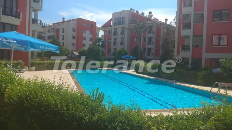 Spacious apartment in Konyaalti, Antalya in a modern complex with a swimming pool - 23427 | Tolerance Homes