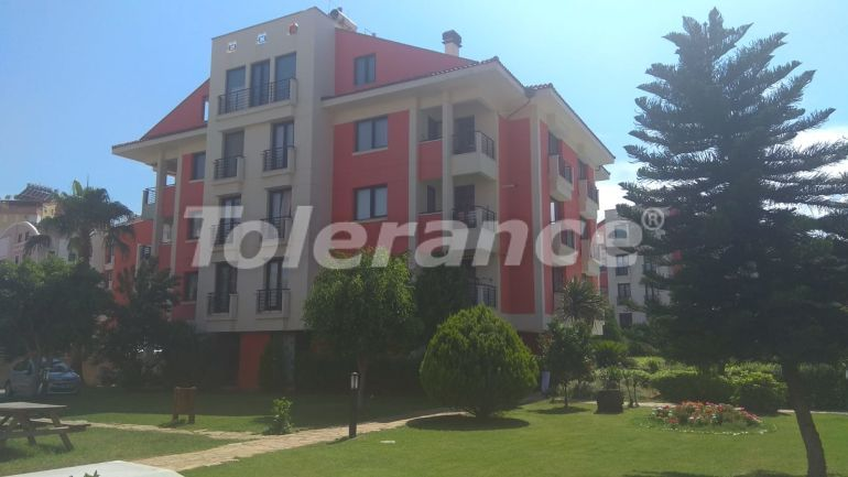 Spacious apartment in Konyaalti, Antalya in a modern complex with a swimming pool - 23415 | Tolerance Homes