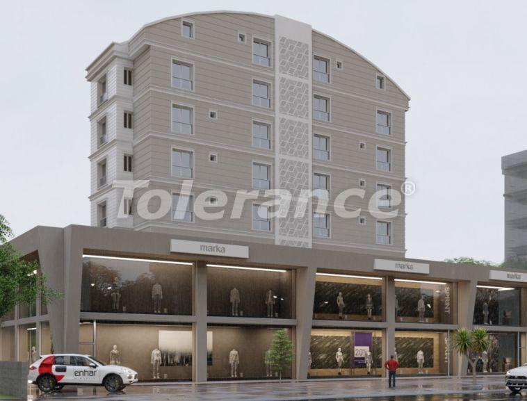 Elite apartments in Goksu, Antalya from the developer - 23504 | Tolerance Homes