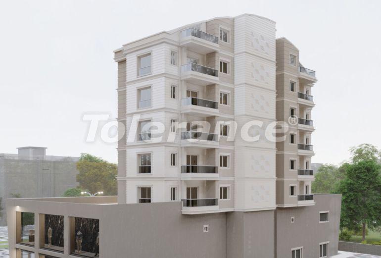 Elite apartments in Goksu, Antalya from the developer - 23501 | Tolerance Homes