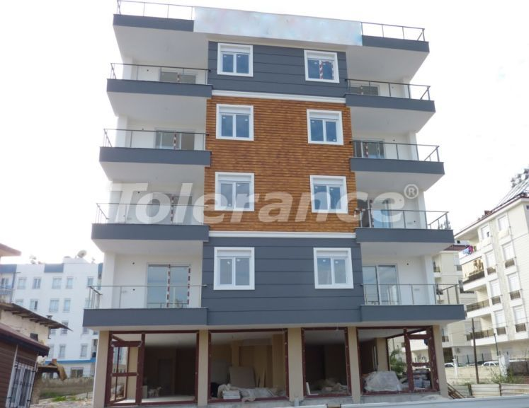 Inexpensive new apartments in Muratpasha, Antalya from the developer - 23528 | Tolerance Homes