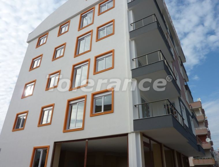 Inexpensive new apartments in Muratpasha, Antalya from the developer - 23525 | Tolerance Homes