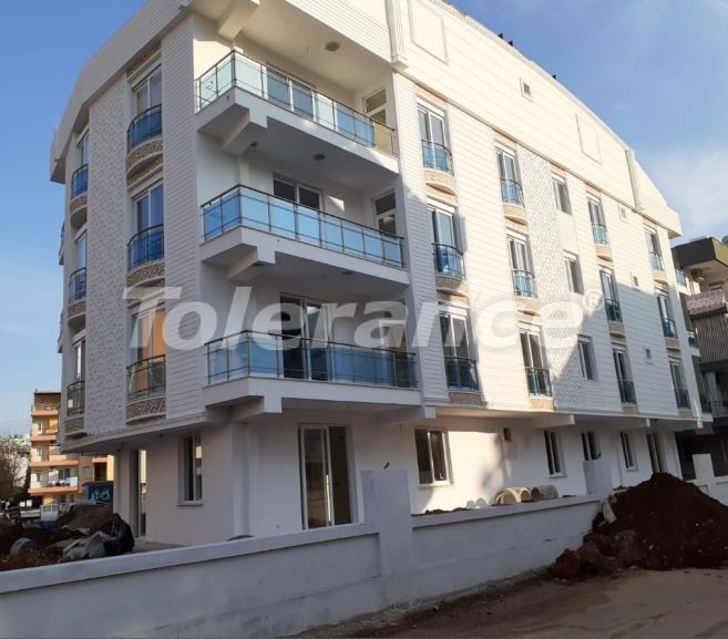 Spacious apartments in Muratpasha, Antalya from the developer - 23551 | Tolerance Homes
