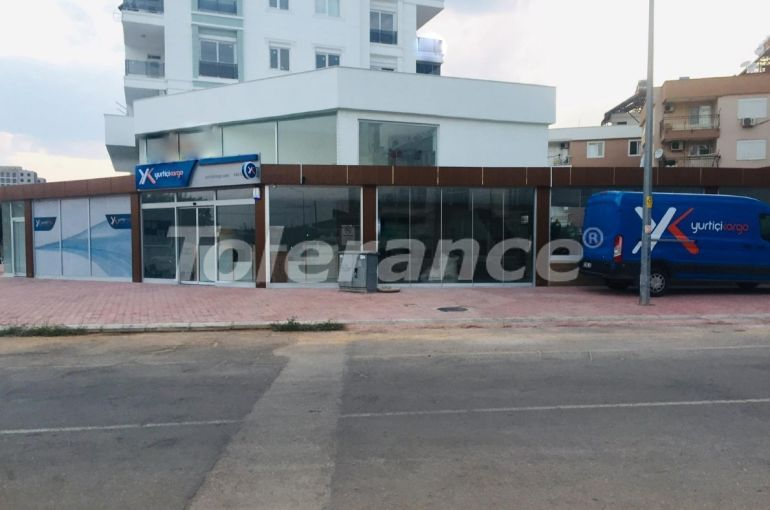 Commercial area in Kepez, Antalya with a 5-year rental guarantee - 23577   Tolerance Homes