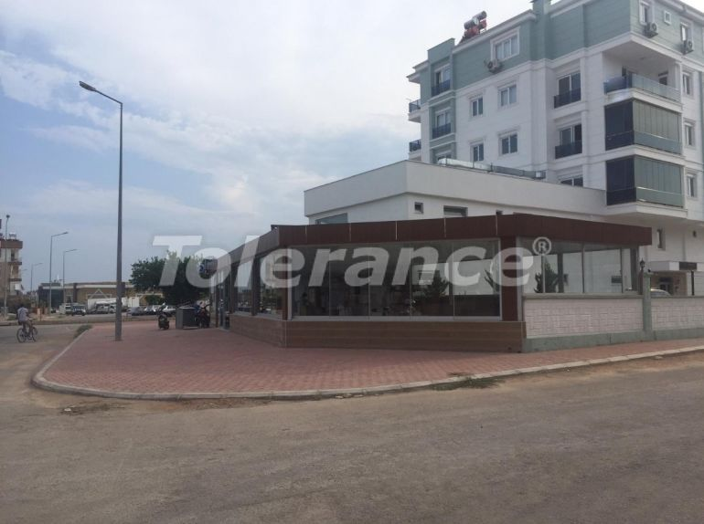 Commercial area in Kepez, Antalya with a 5-year rental guarantee - 23576   Tolerance Homes