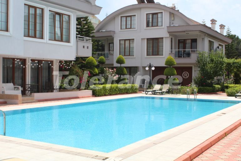 Affordable villa in Belek in a complex with a swimming pool - 23589   Tolerance Homes