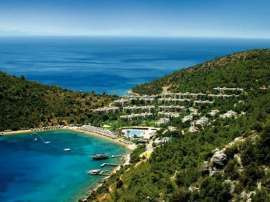 Building plot in the coastal zone of the reserve of the Bodrum Peninsula