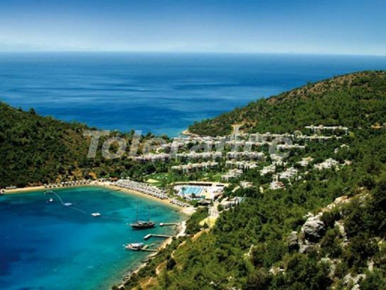 Building plot in the coastal zone of the reserve of the Bodrum Peninsula - 23630   Tolerance Homes