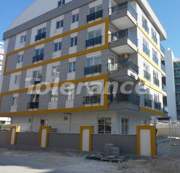Spacious apartments in Muratpasha, Antalya from the developer - 23660 | Tolerance Homes