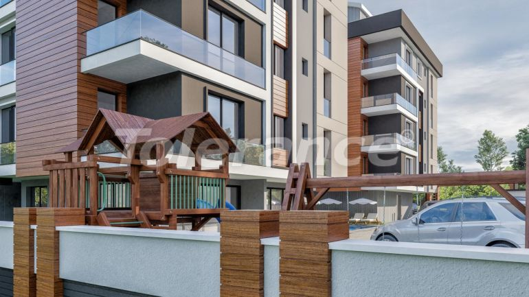 Luxury apartments in Liman, Konyaalti in a modern complex  from the developer - 23692 | Tolerance Homes