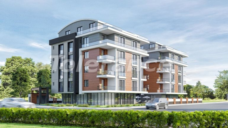 Luxury apartments in Liman, Konyaalti in a modern complex  from the developer - 23691 | Tolerance Homes