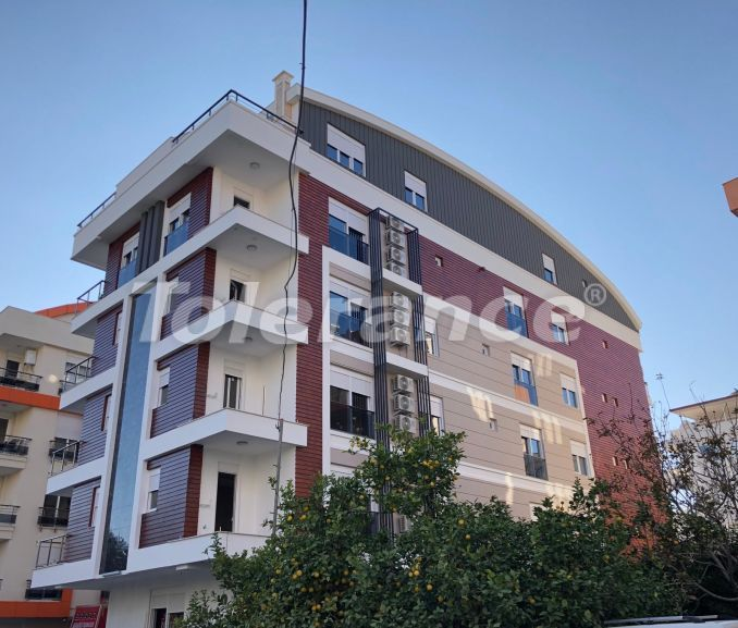 Modern apartments in Liman, Konyaalti near the from a quality and reliable developer - 23701 | Tolerance Homes