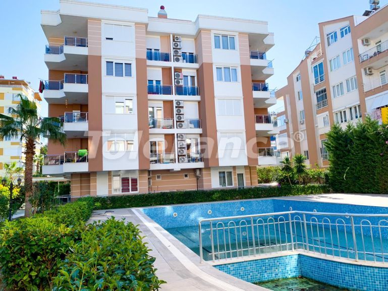 Two-bedroom apartments in Liman, Konyaalti in a complex with a swimming pool near the sea - 23785 | Tolerance Homes