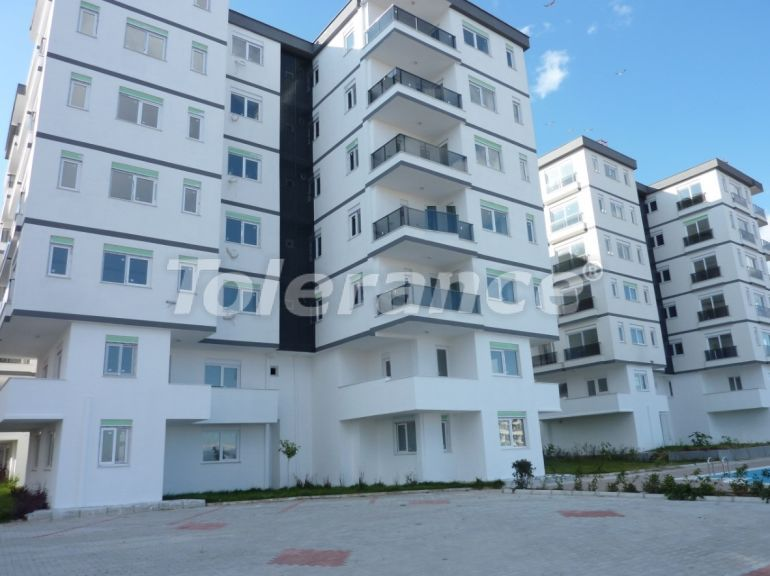 Spacious apartments in Kepez, Antalya high-quality construction - 23948 | Tolerance Homes