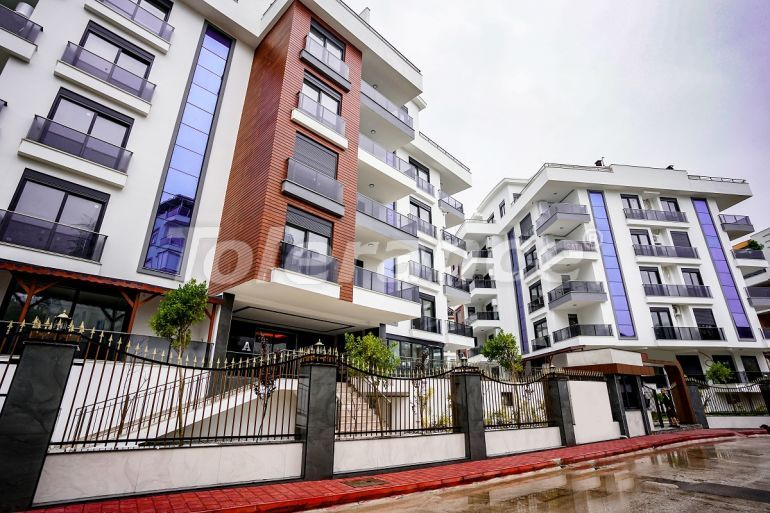 Flats in Hurma, Konyaalti in a luxury complex from the developer - 32270 | Tolerance Homes