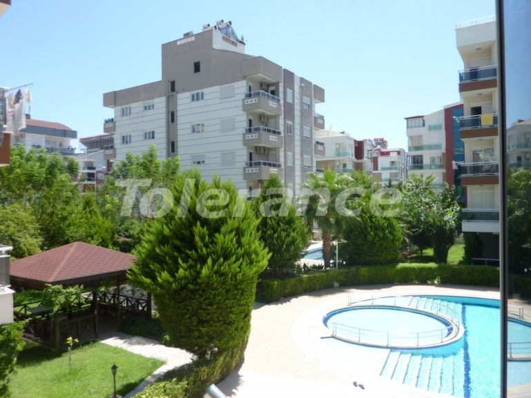 Resale two-bedroom apartment in Hurma, Konyaaltı in a complex with a swimming pool - 29500   Tolerance Homes