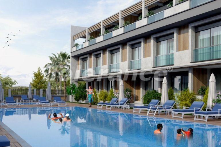 Luxury three-bedroom apartments in Kundu, Antalya near the sandy beach of Lara by installments - 24021 | Tolerance Homes