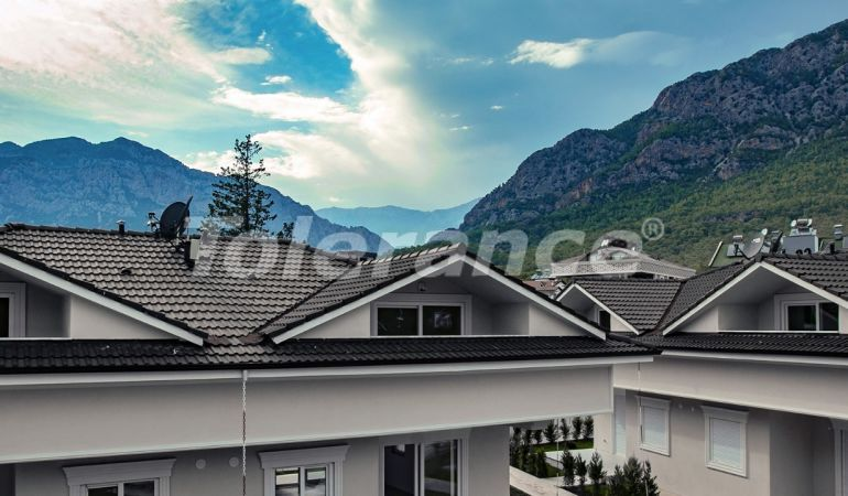 Villa in Kuzdere, Kemer in a complex with a pool - 24056 | Tolerance Homes