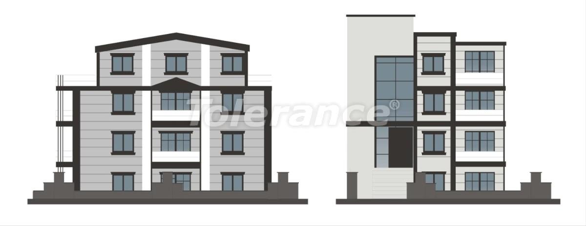 Luxury apartments in a renovated house in the prestigious Altinkum area, Konyaalti near the beach - 24097 | Tolerance Homes