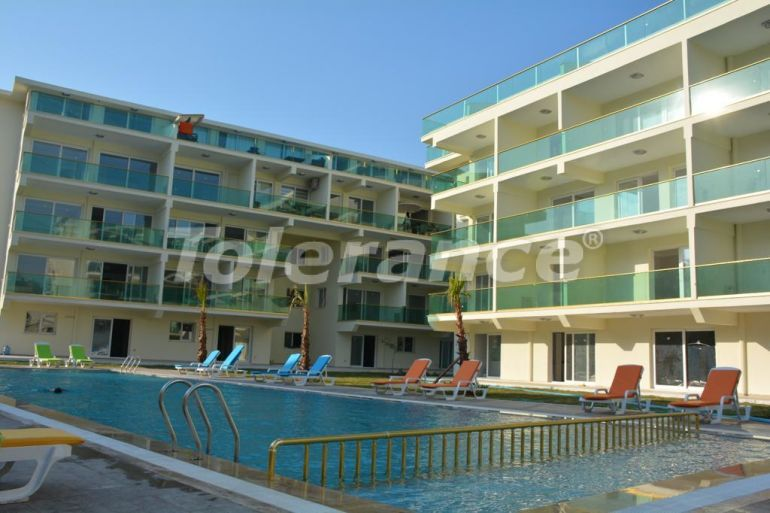 Apartments in Didim in a complex with a pool near the sea - 24164 | Tolerance Homes