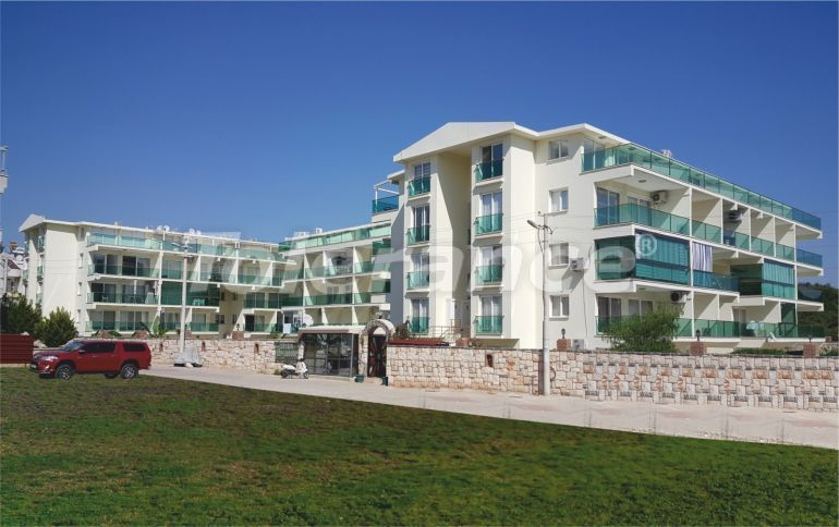 Apartments in Didim in a complex with a pool near the sea - 24167 | Tolerance Homes