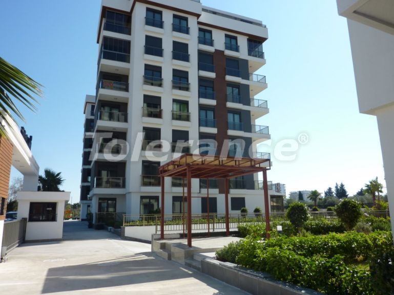 Luxury apartments in Lara, Antalya in a complex with a swimming pool - 24369 | Tolerance Homes