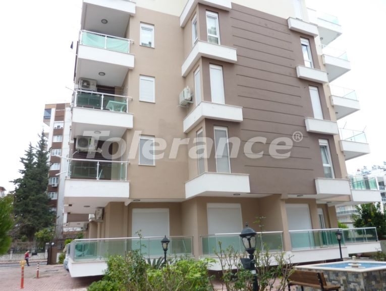 Inexpensive resale one-bedroom apartment in Hurma, Konyaalti with furniture and appliances - 24509 | Tolerance Homes