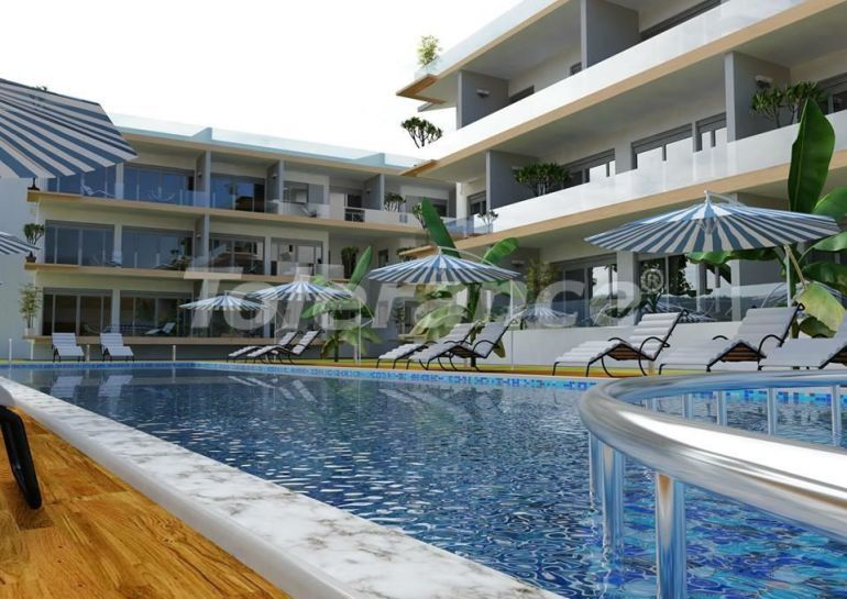 Apartments in Didim from the developer in installments - 25117   Tolerance Homes