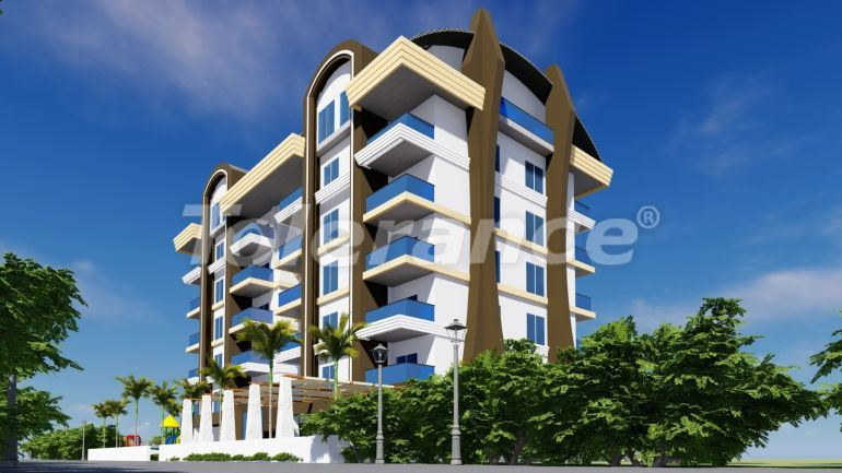 Apartments in Mahmutlar, in a complex with a swimming pool - 24626 | Tolerance Homes