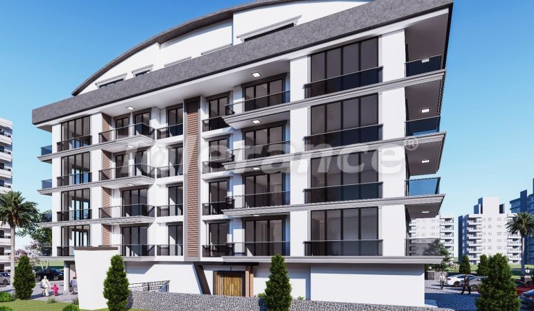 Spacious apartments in Alanya from the developer - 24686   Tolerance Homes