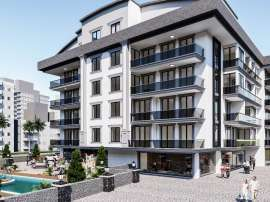 Spacious apartments in Alanya from the developer - 24685   Tolerance Homes