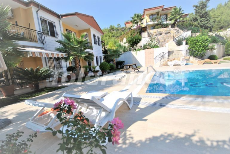Resale two-bedroom apartment in Camyuva, Kemer in a complex with a swimming pool - 24756 | Tolerance Homes