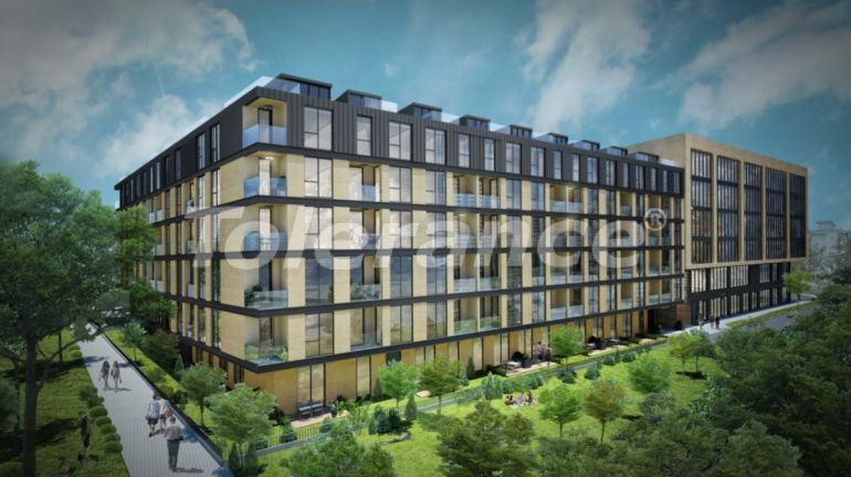 Spacious modern apartments in Istanbul with installments up to 1 year near the Belgrad Forest - 24997   Tolerance Homes
