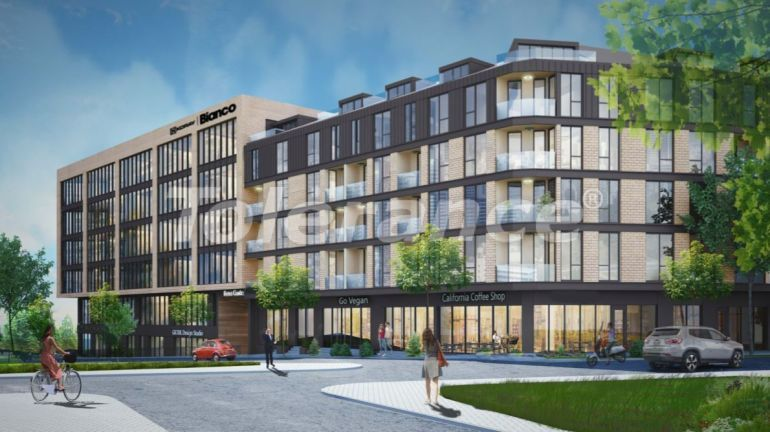 Spacious modern apartments in Istanbul with installments up to 1 year near the Belgrad Forest - 24994   Tolerance Homes