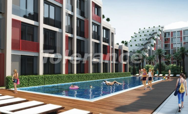 The best investment project in Antalya: a modern complex with a rental guarantee and installments - 25053 | Tolerance Homes