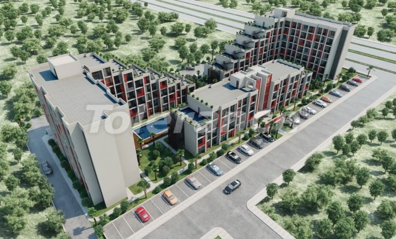 The best investment project in Antalya: a modern complex with a rental guarantee and installments - 25055 | Tolerance Homes