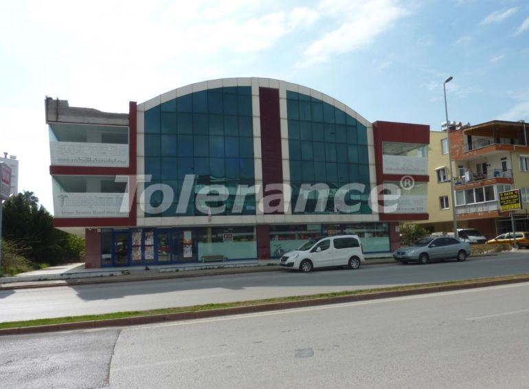 Five-storey office building in Antalya - 25307 | Tolerance Homes