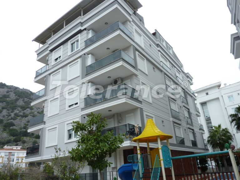 Spacious apartments in Hurma, Konyaalti in a complex with a swimming pool - 25262 | Tolerance Homes