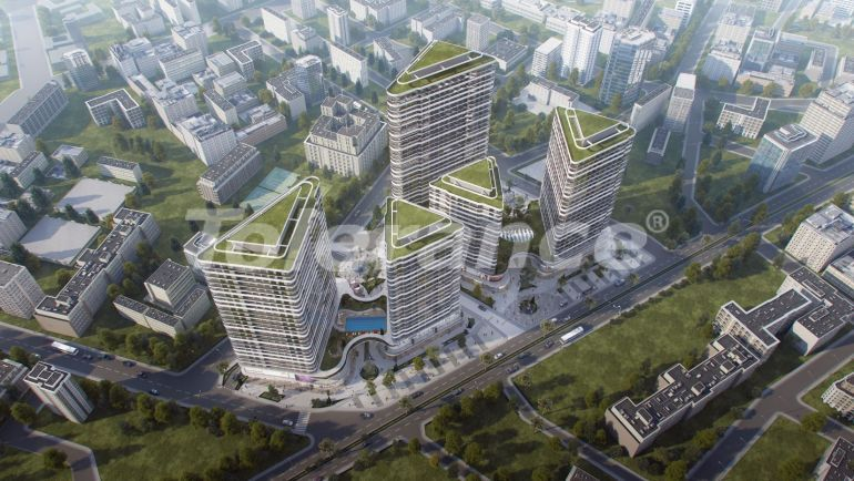 Modern apartments in Izmir from a developer in an elite complex with a rich infrastructure - 25195 | Tolerance Homes