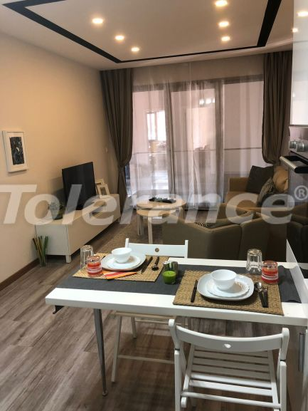 One-bedroom apartments in Izmir from the developer in a complex with an open swimming pool - 25403 | Tolerance Homes